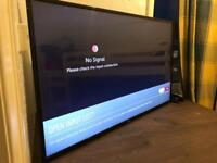 "LG UHD 4K 50"" Smart TV, perfect condition"