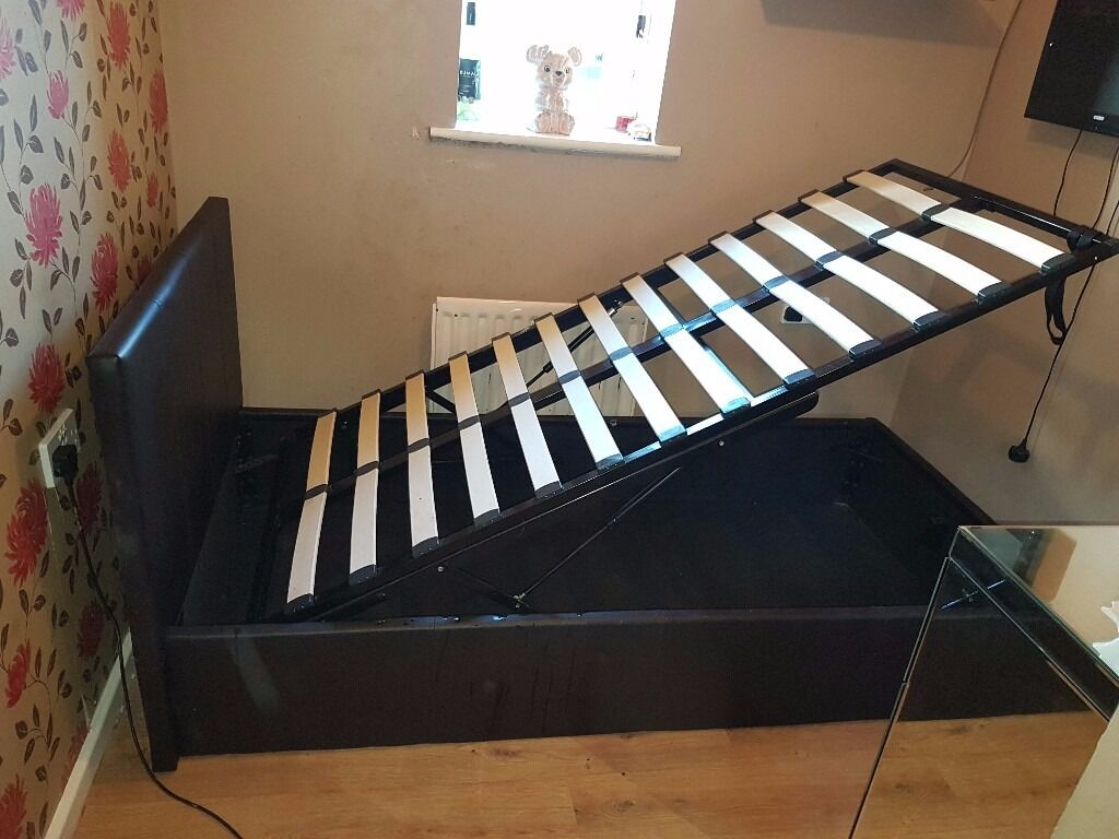 Ottoman Bed Single In Liverpool Merseyside Gumtree