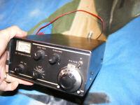 howes 20m cw transceiver