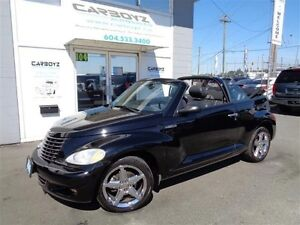 2005 Chrysler PT Cruiser GT Convertible w/ Leather, Extra Clean