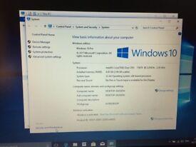 Samsung P510 15.6inch Business Notebook Windows 10 Pro