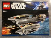Lego Star Wars 8095 General Grevious' Starfighter