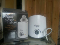 Tommy Tippee Electric Food and Bottle Warmer