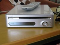 Sony CD/DVD player DVP-F35P Perfect condition and working order, very compact.