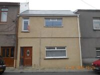 TO LET A Two bedroom good size flat situated in Caerau, Maesteg