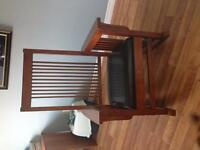 Large rocking chair
