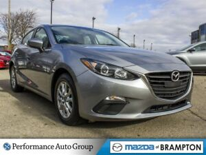 2015 Mazda MAZDA3 GS. CAMERA. BLUETOOTH. ALLOYS. KEYLESS