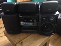 Aiwa Surround Stereo Hifi CD Music System