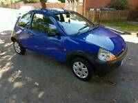 2002 Ford KA 1.3 With MOT only 69000 miles