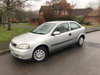 Vauxhall Astra 1.6 Envoy Automatic 2001 low mileage 75k and got mot...