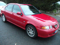 MG ZS+ 1800cc MOT JULY 2017. Really good driver, lovely car. P/X