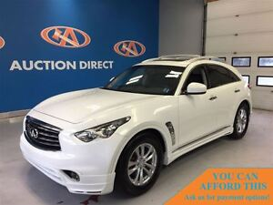 2012 Infiniti FX35 PREMIUM ONLY 16190KM! FINANCE NOW