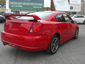 2007 Saturn Ion Red Line SuperCharged *Leather / sunroof* London Ontario image 4