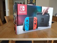 [ Brand New ] Nintendo Switch