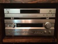 YAMAHA Natural Sound AV Amplifier DSP-AX640SE