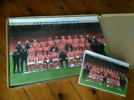 Brand new Barnsley FC canvas