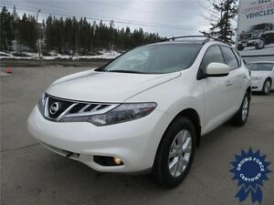 2013 Nissan Murano SL All Wheel Drive, 3.5L V6, 76,909 KMs