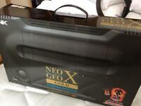 Neo Geo X Gold (Limited Edition)