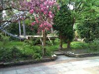 Garden House share
