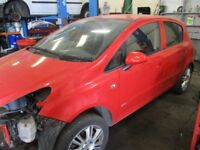 Vauxhall Corsa 2007 1.3 *Breaking all parts*