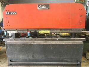 (USED) PRESS BRAKE GUIFIL 100T x 10' / 575V
