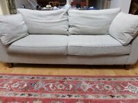 Marks & Spencer 3 seater sofa and 2 armchairs