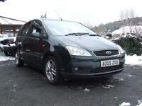 Sold sold sold FORD FOCUS C-MAX ZETEC 1.6 TDCI DIESEL Automatic 2005 (05 Plate)