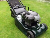 HAYTER HARRIER 41 Rear roller petrol engine Lawnmower
