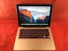 "MacBook Pro 13"" 2011 4GB RAM 500GB HDD 2.4GHZ INTEL i5 + MS office+collection from shop l645"