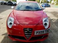 2009 Alfa Romeo Mito diesel manual 12months Mot