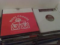 Over 100 DJ records / Vinyls