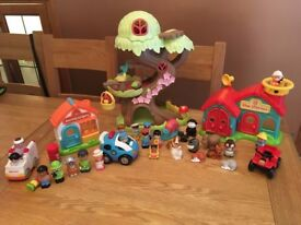 Happyland Playsets