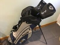 John Daly Left Handed Gold Set - Barely Used