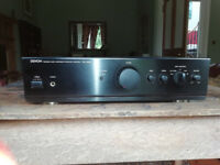 Denon PMA-250SE Stereo Integrated Amplifier HiFi Separate. Phono Input plus Tuner