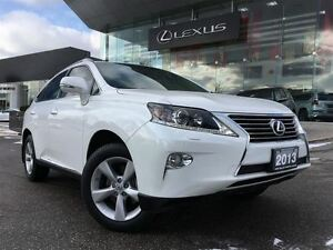 2013 Lexus RX 350 Premium Pkg 2 AWD Leather Back Up Cam Sunroof