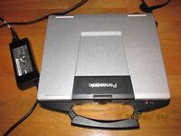 Panasonic Toughbook+car diagnostic software+interface+OBD2+cables