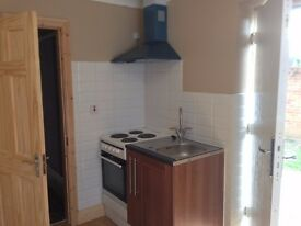studio flat fully furnished (all utility bills are included in the rent)
