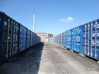 Cheap Self Storage Sheffield 24/7 Access 20 foot Container to rent £25 a week.