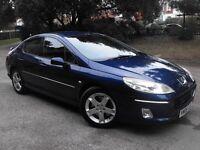 Peugeot 407 brand new MOT