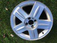 Renault Clio Alloy Wheel