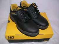 Caterpillar Steel Toe Capped Safety Work Shoes / Work Boots - UK size 8