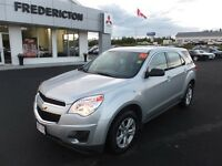 2010 Chevrolet Equinox AWD! LOADED! ONLY 86KM!