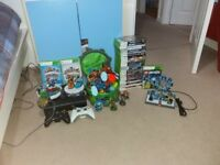 Xbox 360 with many extras