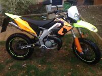 Mallossi edition Derbi senda DRD pro SM 50cc (77cc kit)