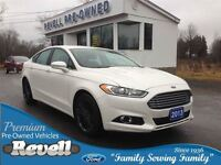 2013 Ford Fusion SE...Powerful 2.0L.Ecoboost, Chrome dual exhaus