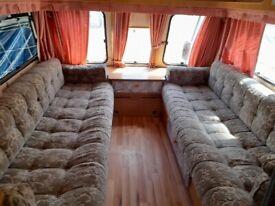 1993 buccaneer elan 15 2 berth caravan