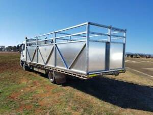 GALVANISED STOCK FLOAT CRATES-P.O.A. Parkes Parkes Area Preview