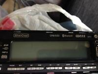 Silvercrest CRB-530 car stereo for sale