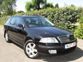 Skoda Octavia 1.9 TDI PD Laurin & Klement Special Edition 5dr F/S/H, Leather, Warranty