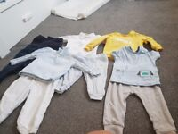 Baby clothes 9-12.